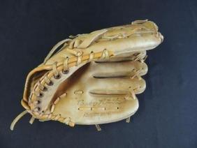 Spalding Babe Ruth Model Baseball Glove