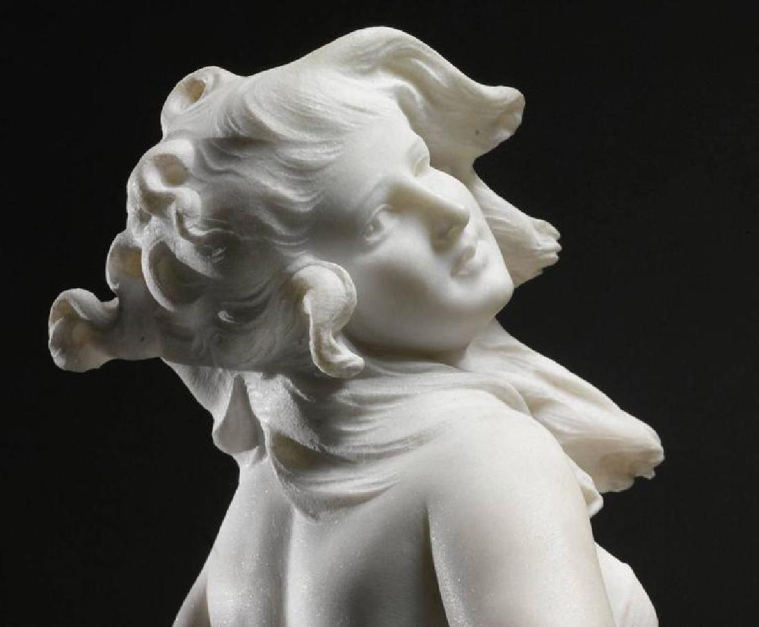 "Figure of a Sea Water Mermaid Nymph by ""Dante Zoi"" - 4"