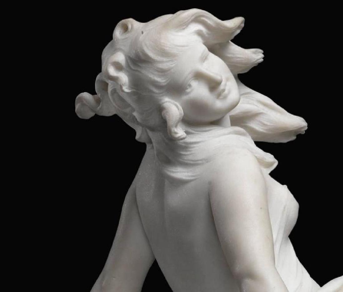 "Figure of a Sea Water Mermaid Nymph by ""Dante Zoi"" - 5"