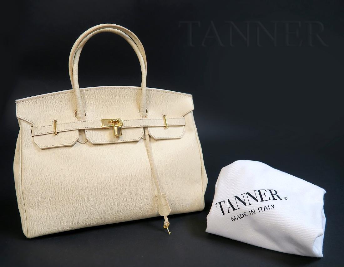"""""""TANNER"""" ITALIAN HANDBAG PURSE"""