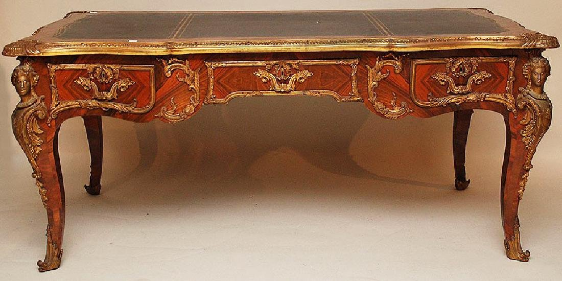 French Louis XV style Writing Desk