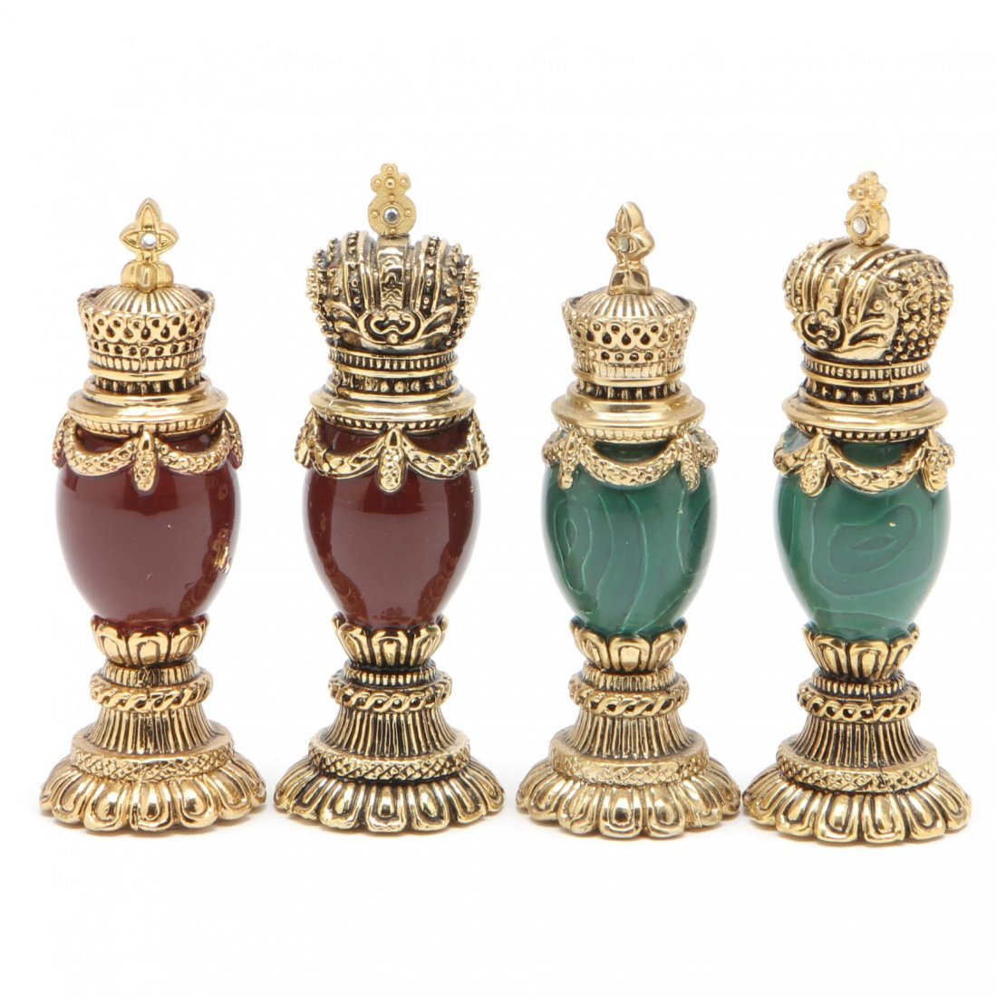 Faberge Imperial Jeweled Chess / Board Limited Edition - 5