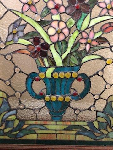 Stain glass window - 3