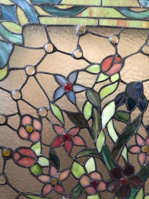 Stain glass window - 4