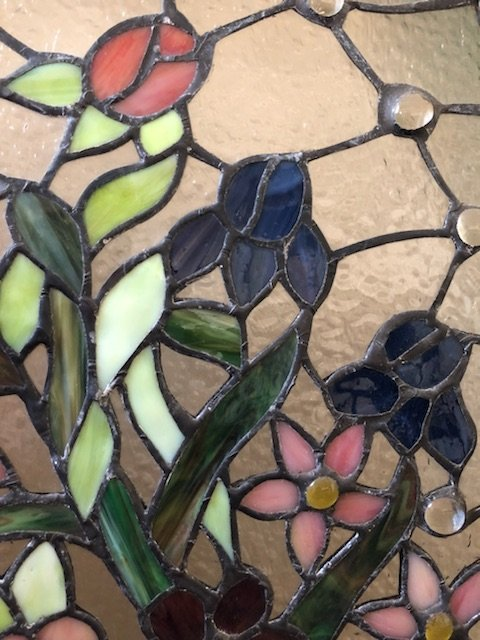 Stain glass window - 5