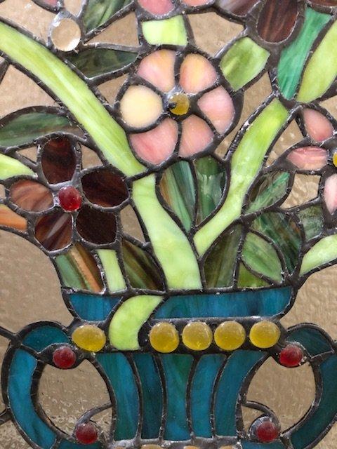Stain glass window - 6