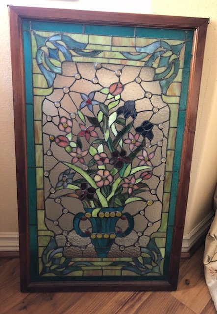Stain glass window - 9