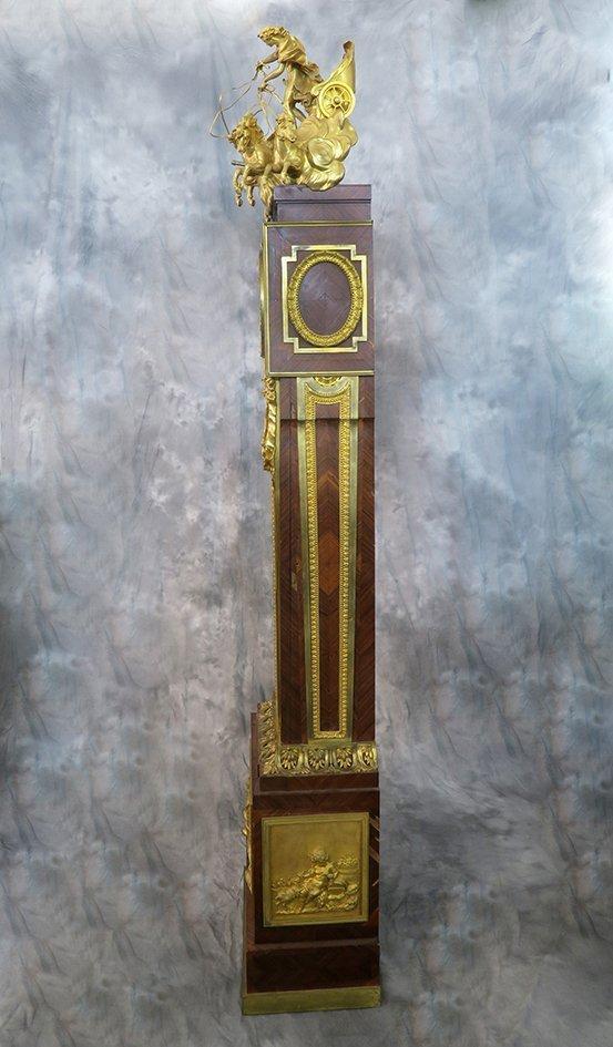 """""""Francois Linke"""" Regulateur de Parquet Longcase Clock - 3"""