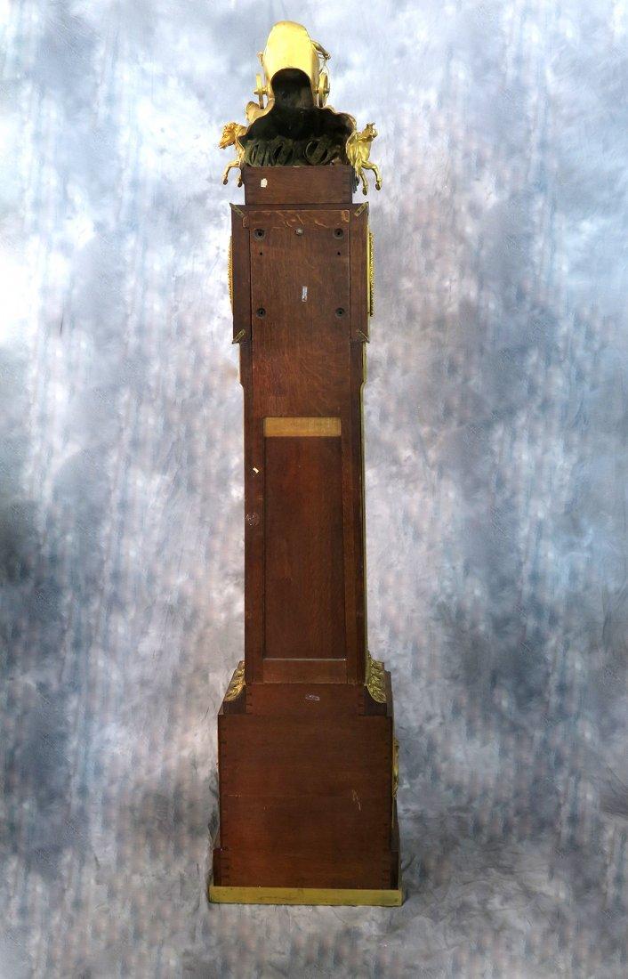 """""""Francois Linke"""" Regulateur de Parquet Longcase Clock - 4"""