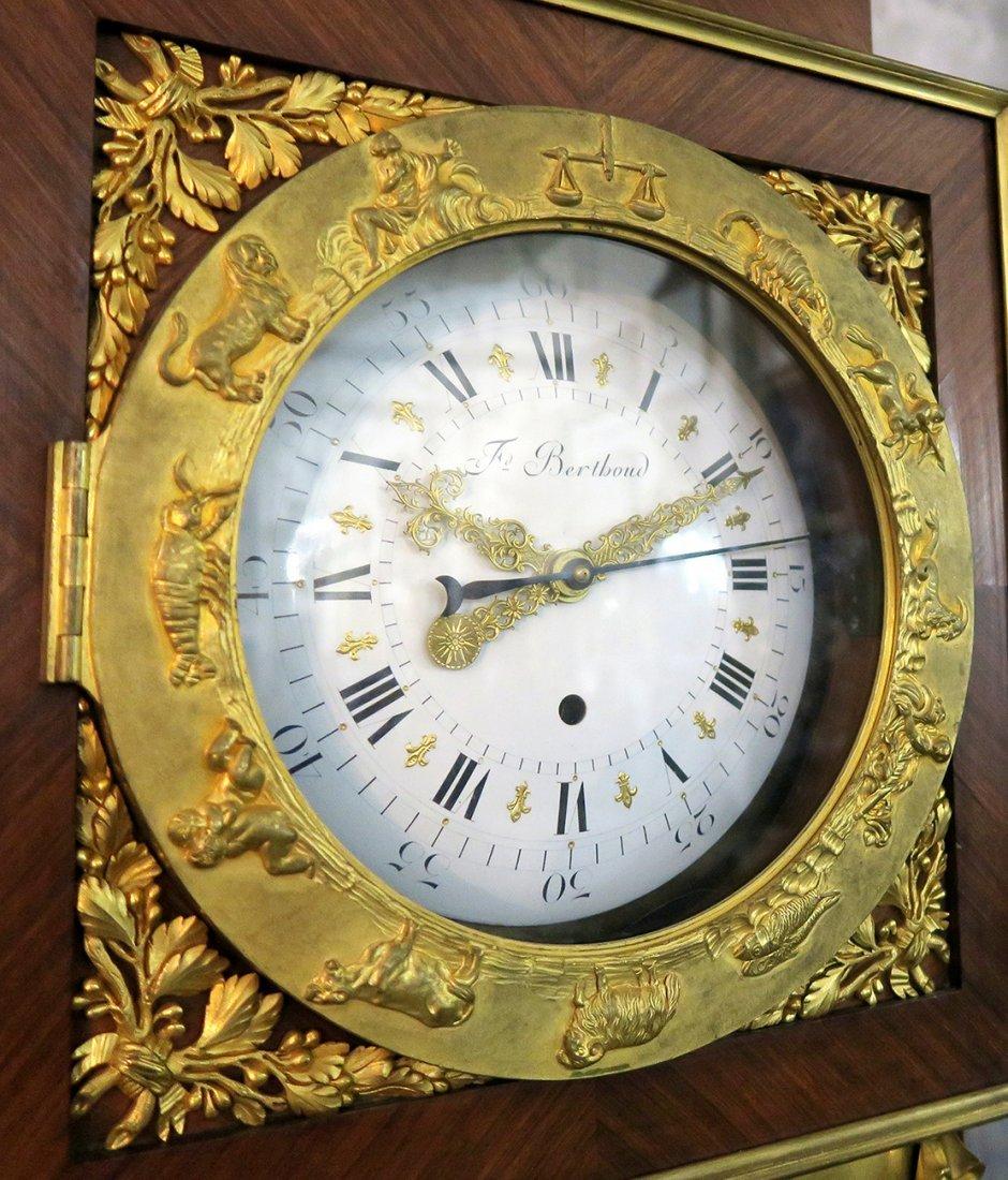 """""""Francois Linke"""" Regulateur de Parquet Longcase Clock - 7"""