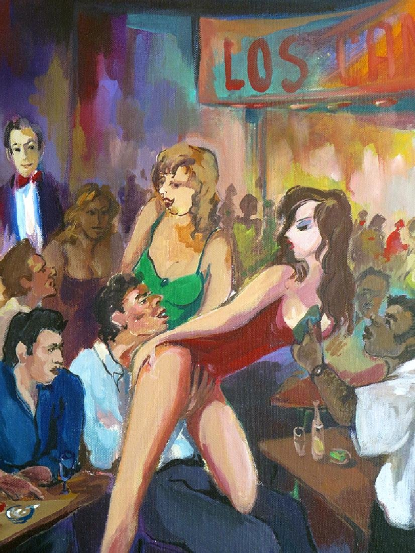"""Los Candiles 2"""" Painting By """"Arthur Zakarian"""