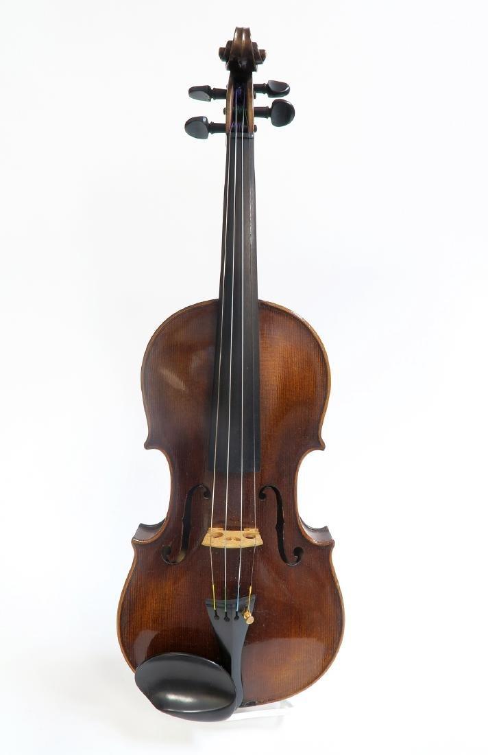 """John Juzek"" Violin"
