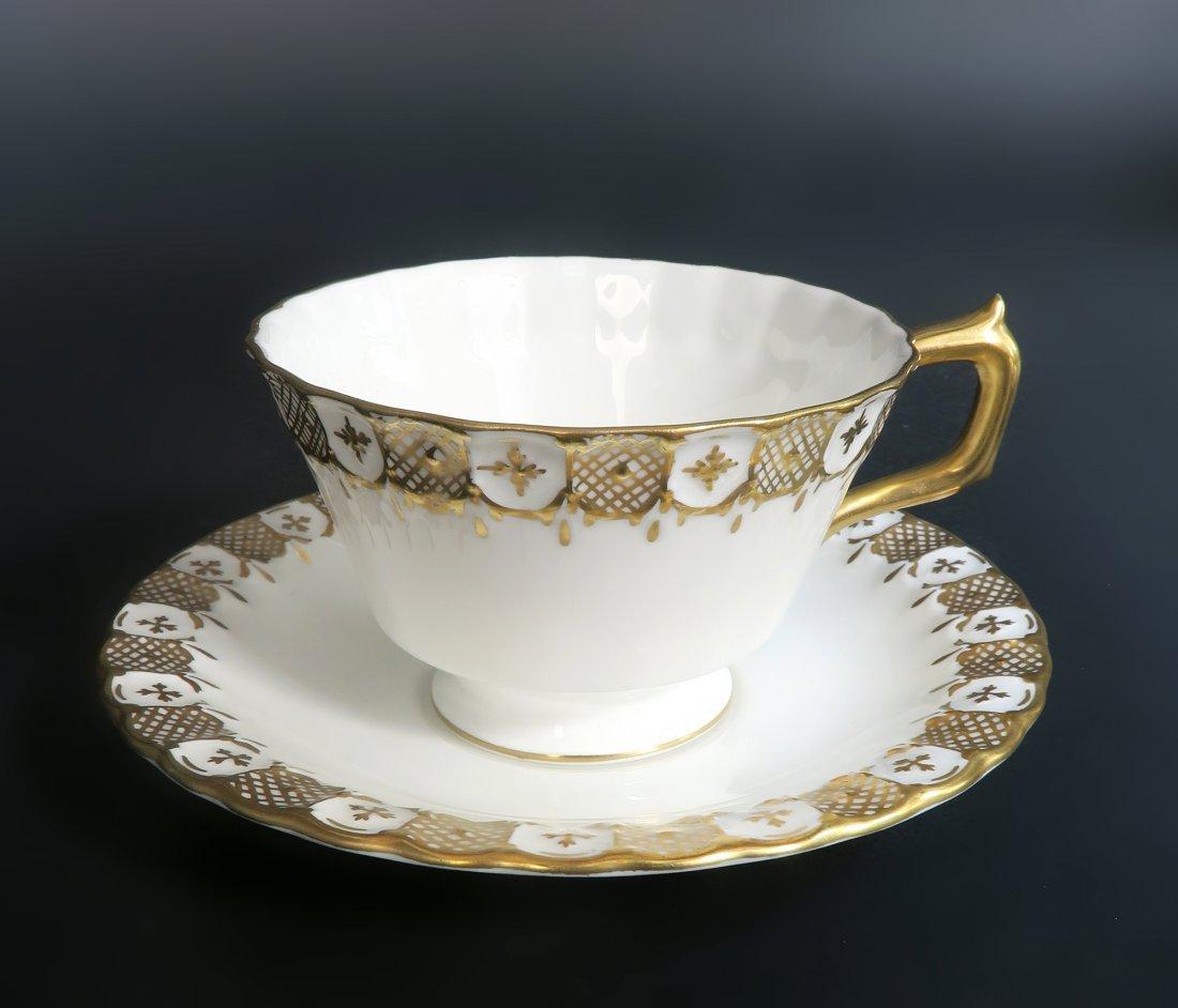 Royal Crown Dinner Plate Set 87 pieces - 6