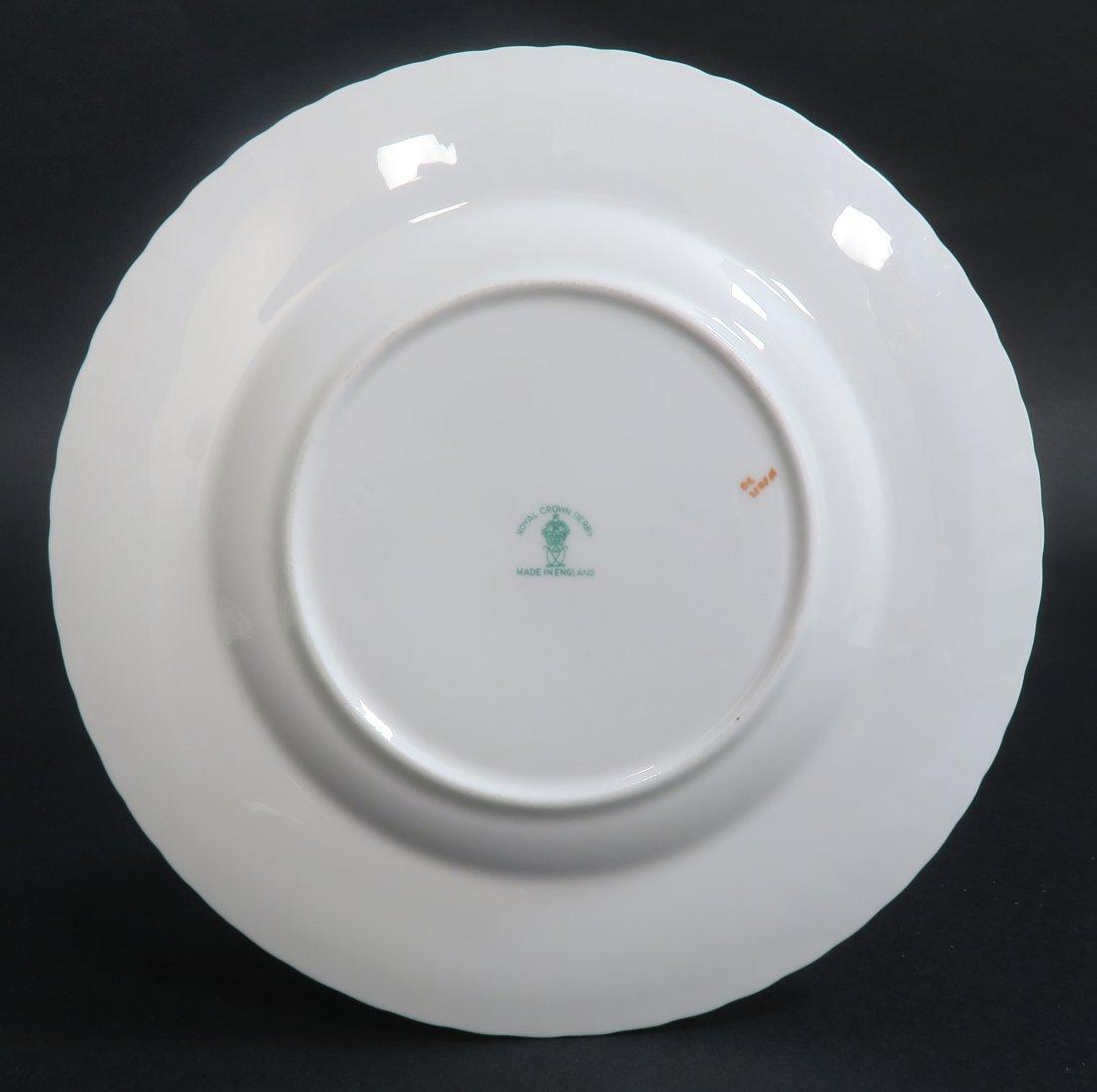 Royal Crown Dinner Plate Set 87 pieces - 8