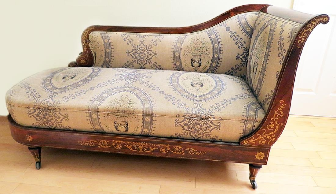 "French ""Dubois"" Settee"