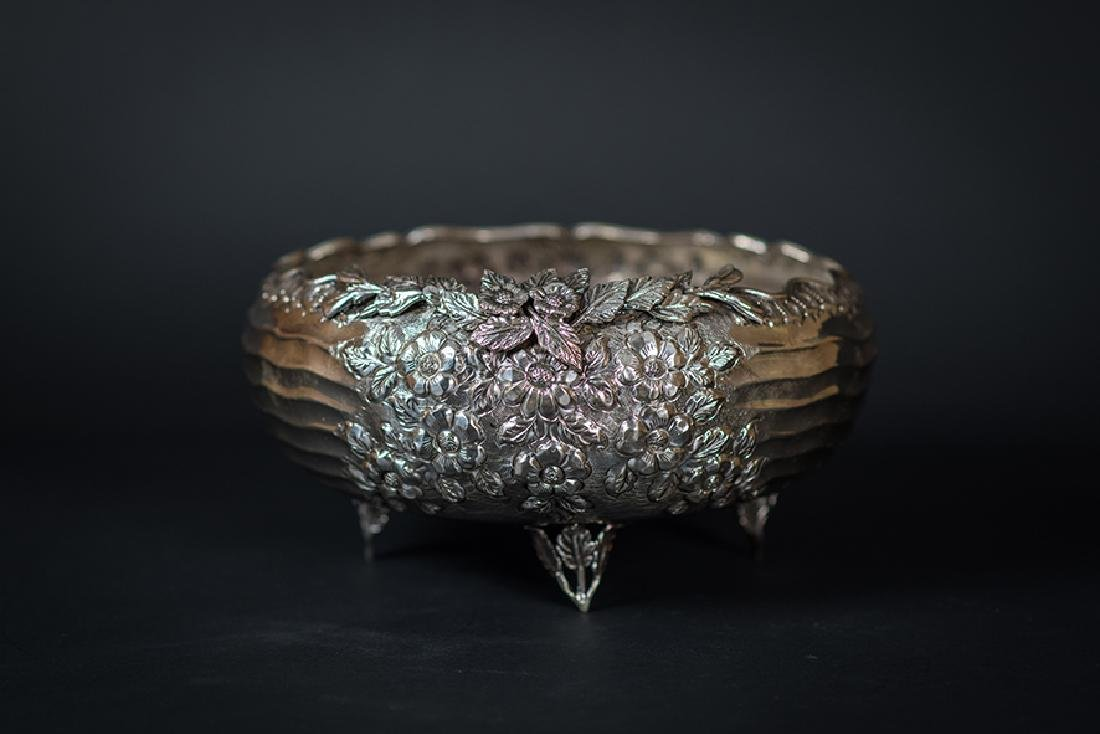 STERLING SILVER BOWL