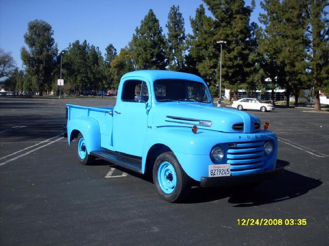 1950 Ford F2