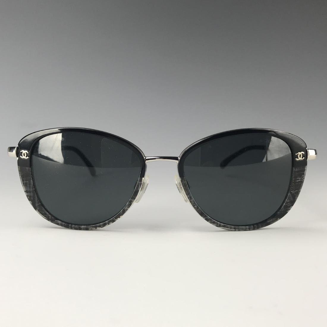 Authentic Chanel Sunglasses - 2