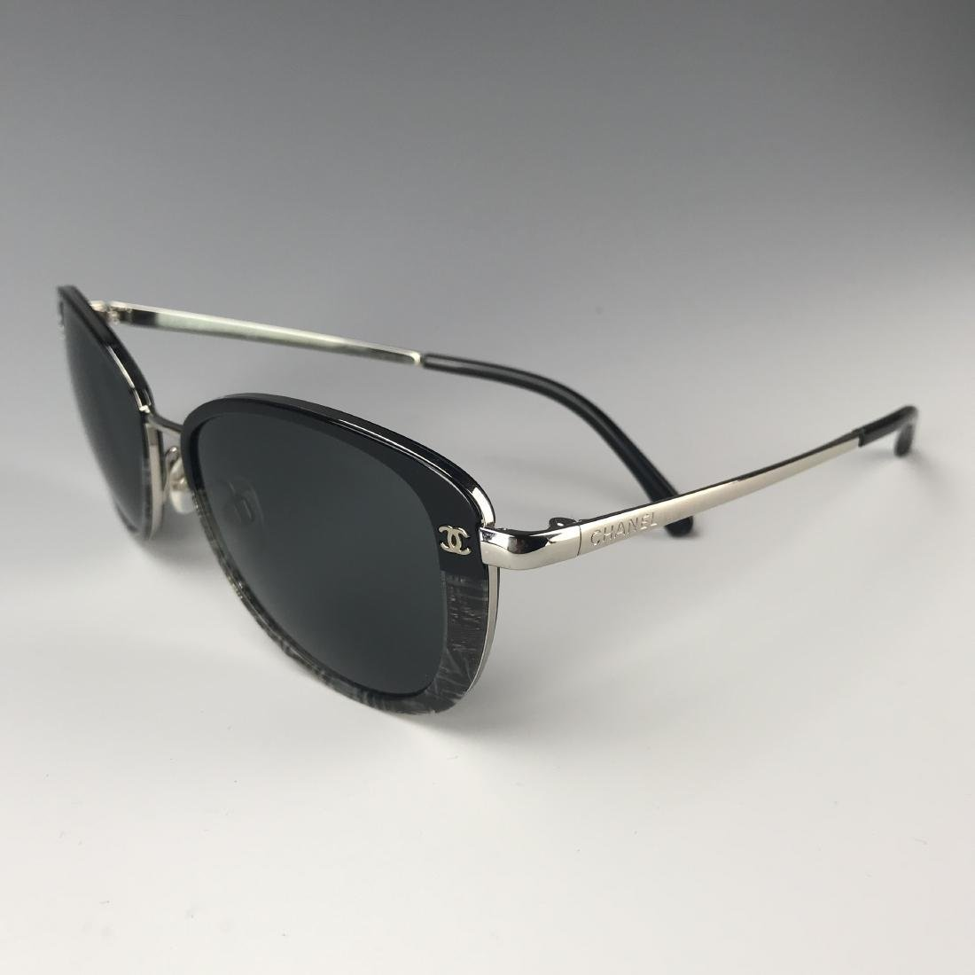 Authentic Chanel Sunglasses - 3