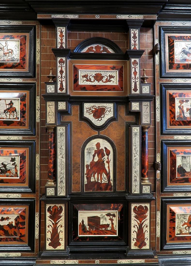 Monumental Spanish Papeleria (Circa 1850) Don Quixote - 3