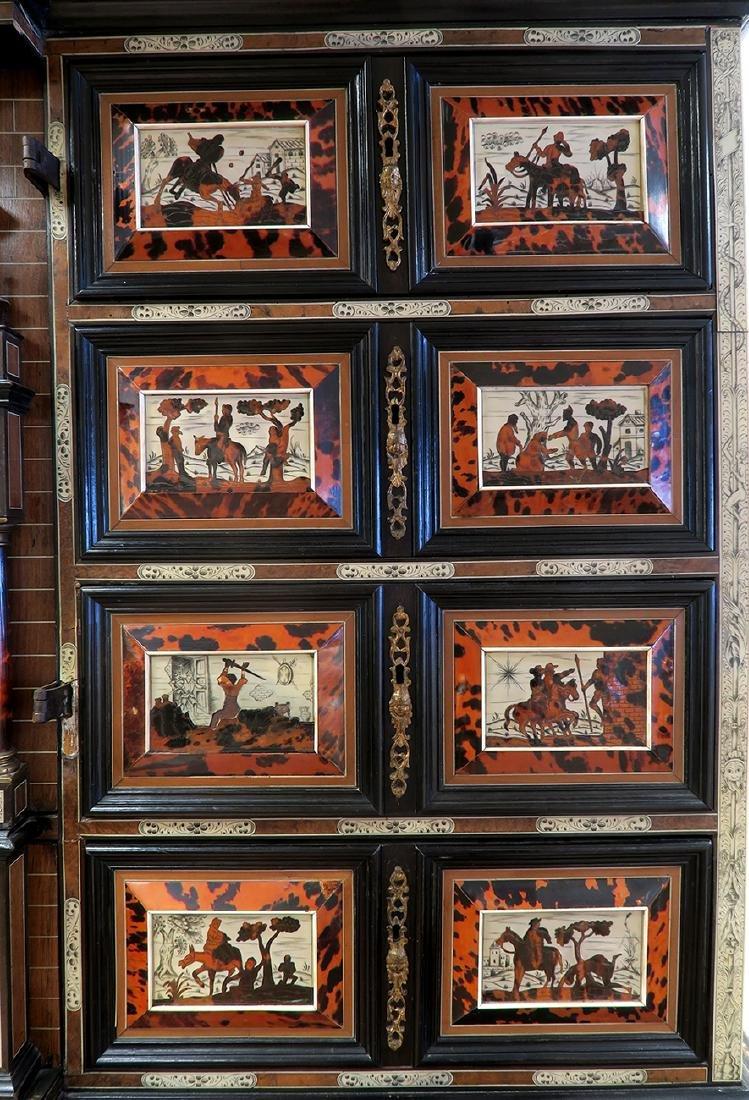 Monumental Spanish Papeleria (Circa 1850) Don Quixote - 5