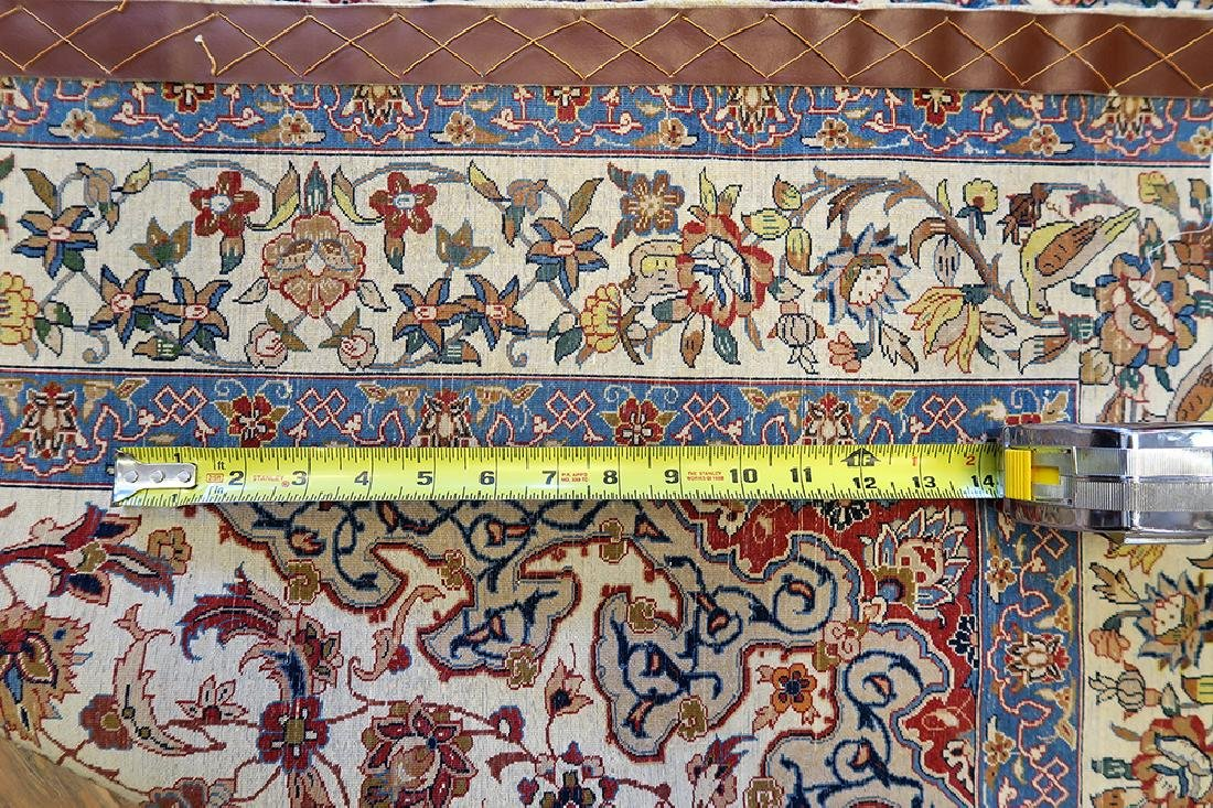 """Authentic Persian Rug from Isfahan By """"Seirafian"""" - 4"""