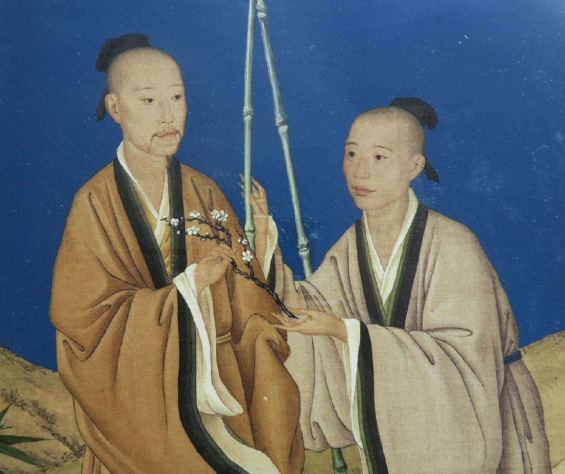 Exceptional Chinese Painting - 5