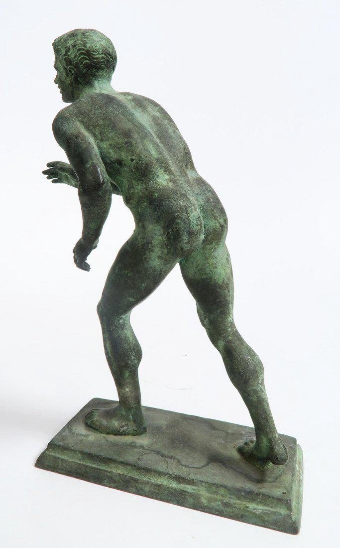 Greek Style Sculptures of Olympians c1920s - 3
