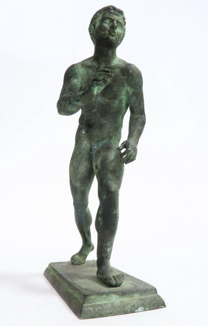 Greek Style Sculptures of Olympians c1920s - 4