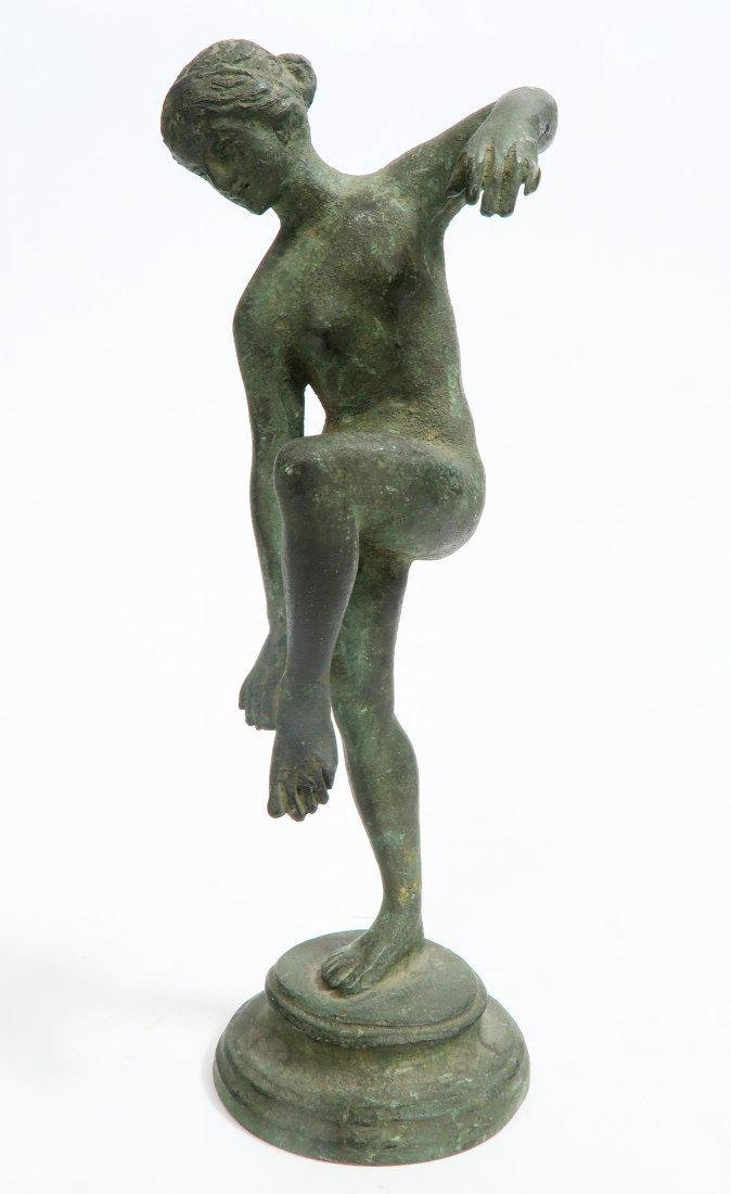 Greek Style Sculptures of Olympians c1920s - 5