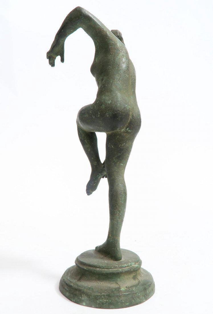 Greek Style Sculptures of Olympians c1920s - 7