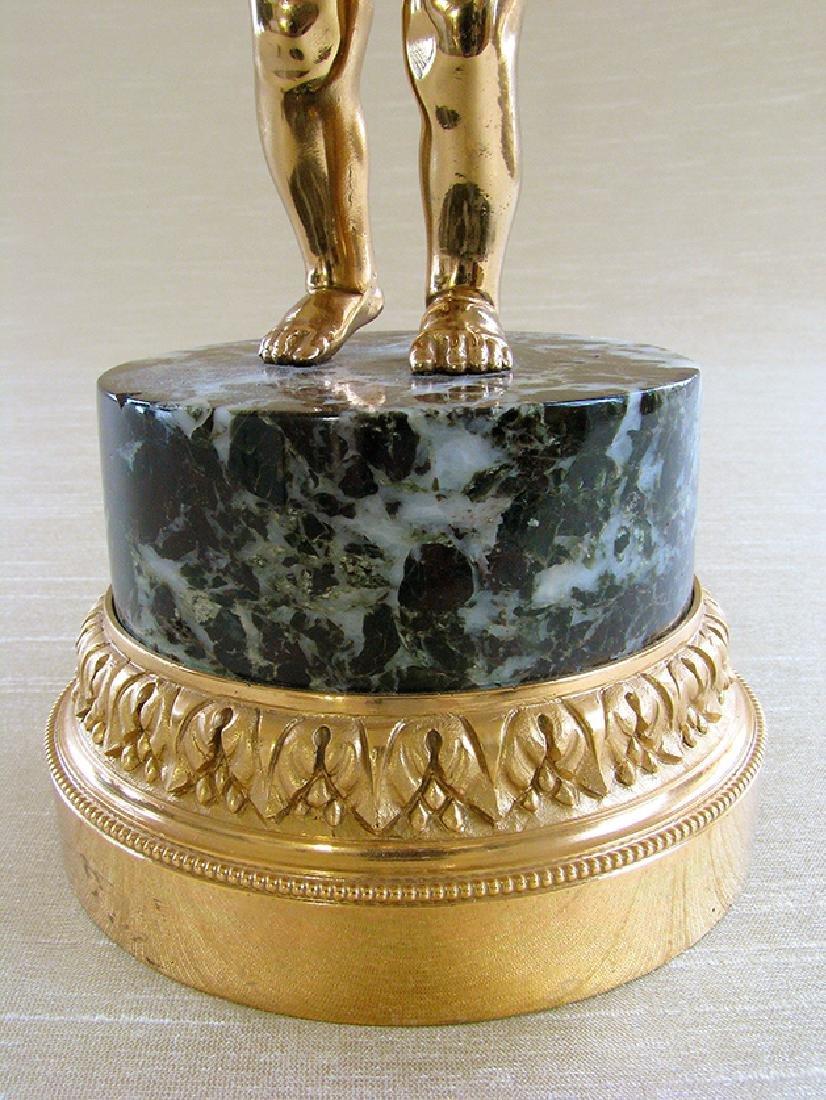 French Bronze D'ore Clock - 10