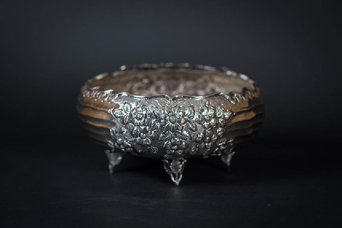 STERLING SILVER BOWL - 2
