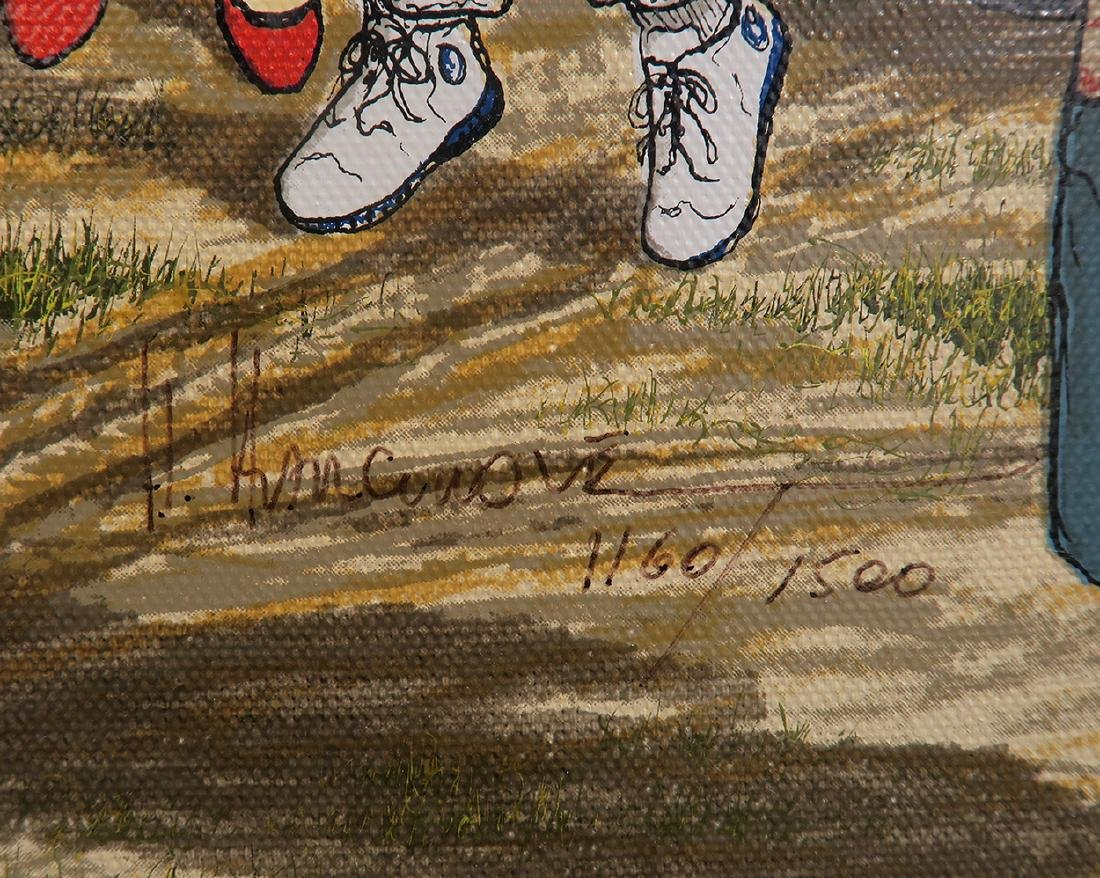 Pair Of H. Hargrove Limited Edition Embellished Signed! - 6