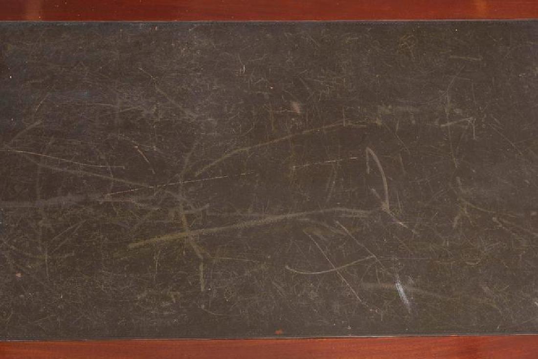 Fine Ormolu Jasperware Wedgewood-Mounted Mahogany Table - 10