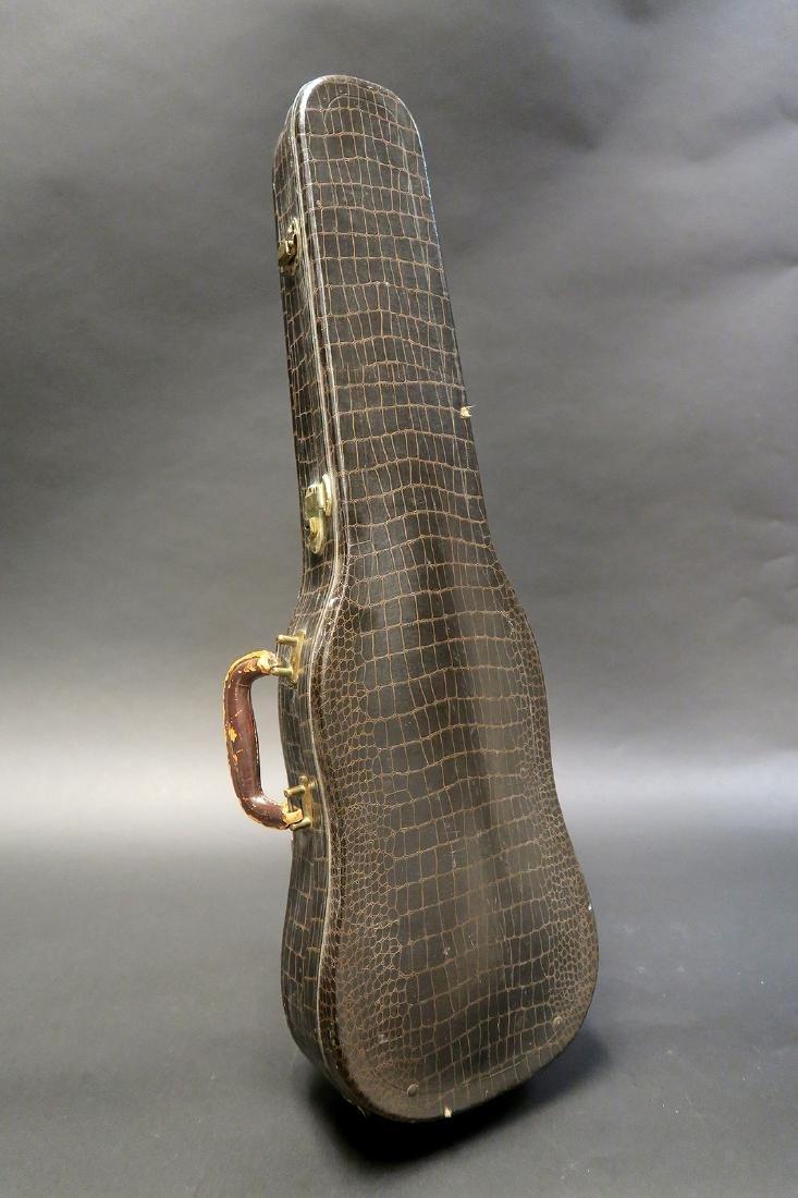 """19th C. French Mirecourt Aubert"""" Violin - 5"""