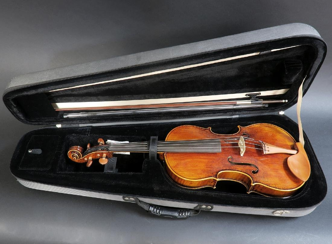 """Viola 16 Inches By """"R.F Hoyer"""""""