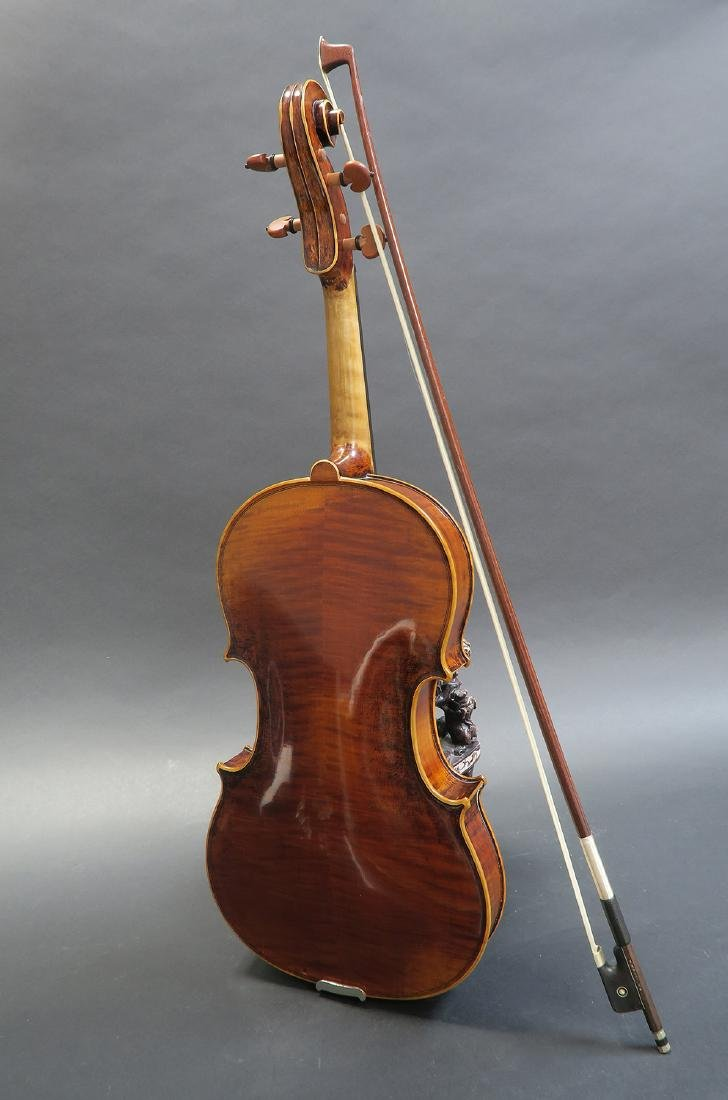 """Viola 16 Inches By """"R.F Hoyer"""" - 3"""