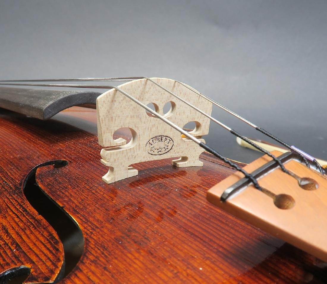 """Viola 16 Inches By """"R.F Hoyer"""" - 4"""