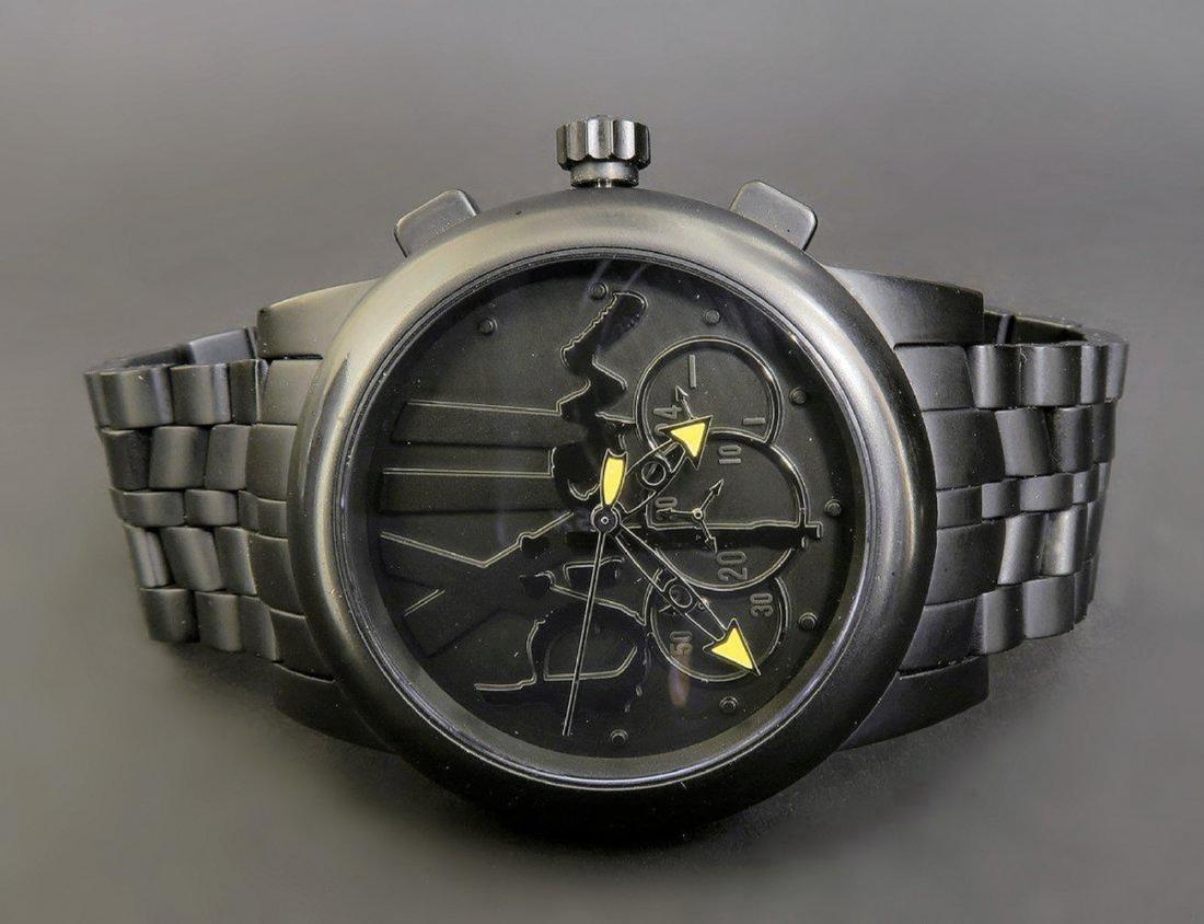 "Limited Edition Titanium Bijan ""Royal Way"" Men's Watch - 2"