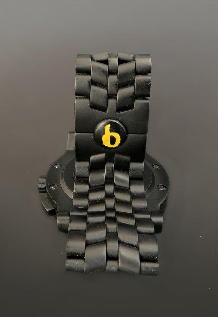 "Limited Edition Titanium Bijan ""Royal Way"" Men's Watch - 3"