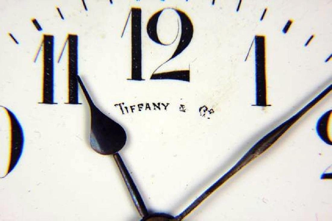Tiffany & Co. carriage repeater clock - 4