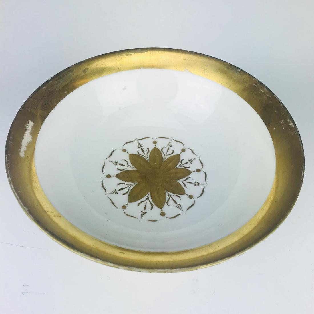 19th C. French Sevres Porcelain Centerpiece - 2