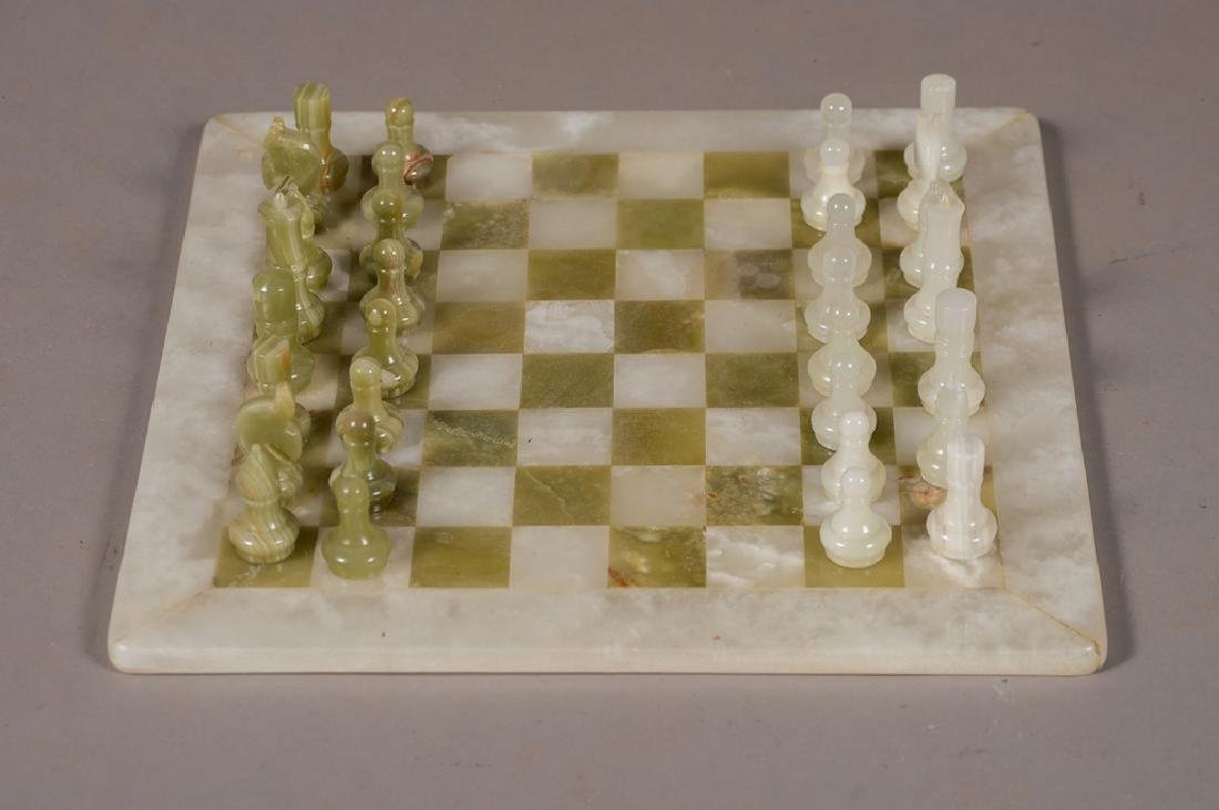 Onyx Complete Chess Set