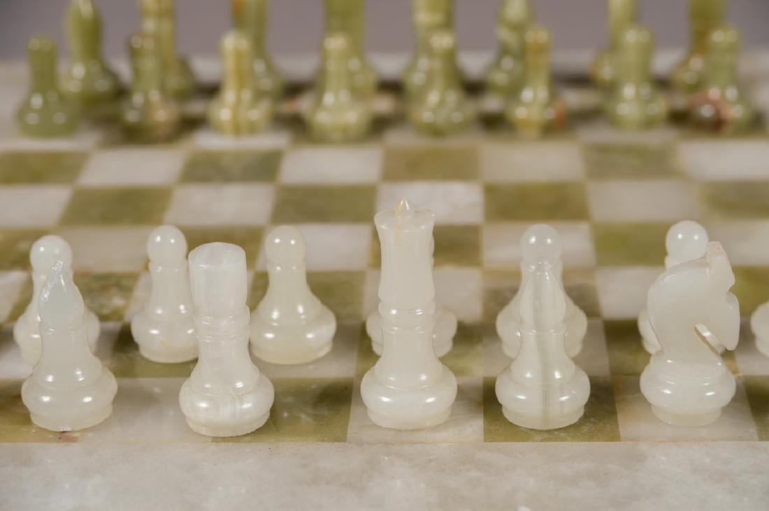 Onyx Complete Chess Set - 2