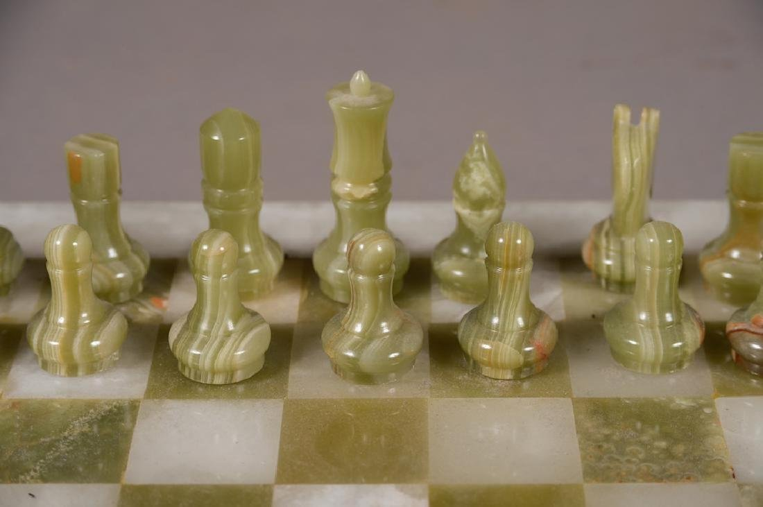 Onyx Complete Chess Set - 3