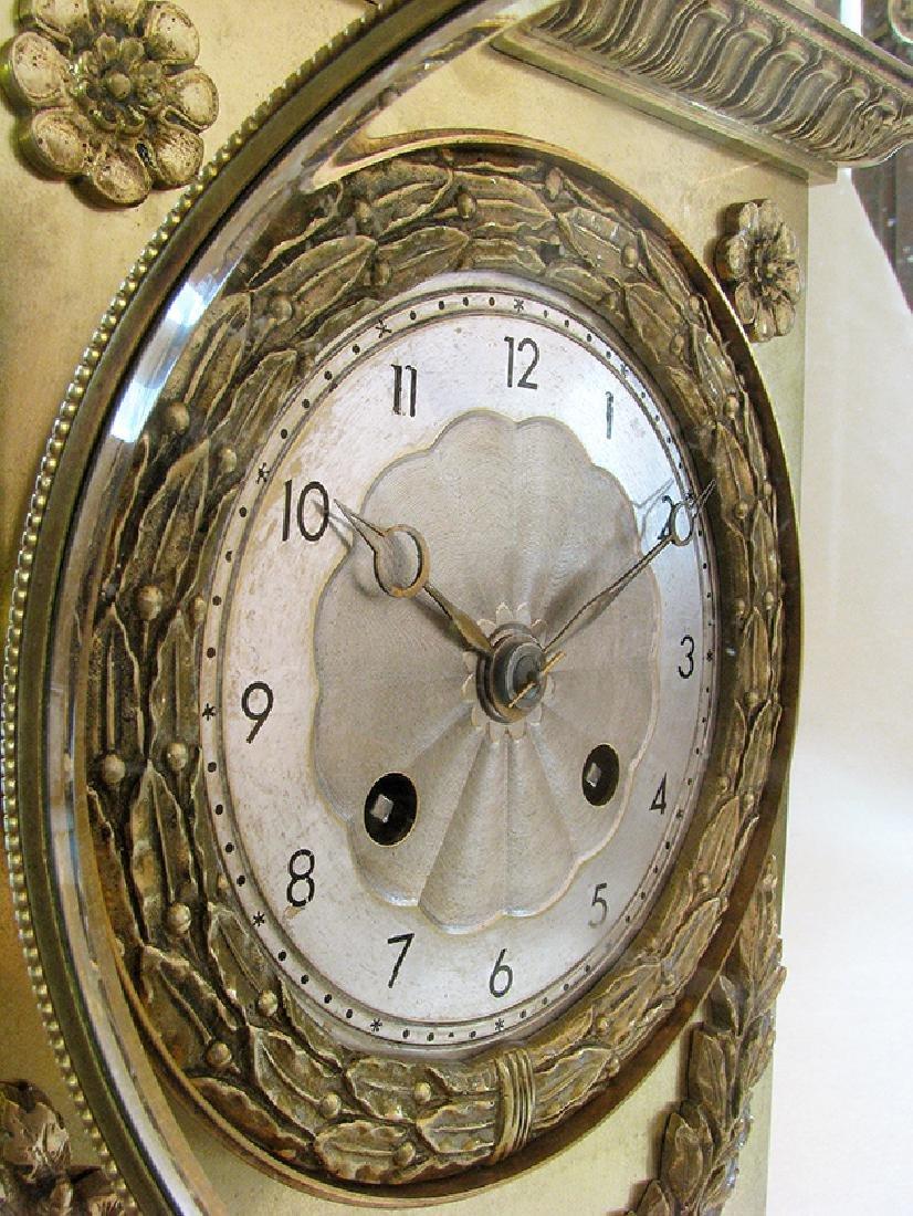 Very elegant French Empire Style Clock - 10
