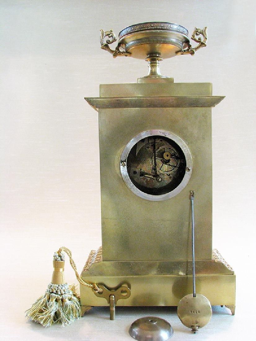 Very elegant French Empire Style Clock - 2
