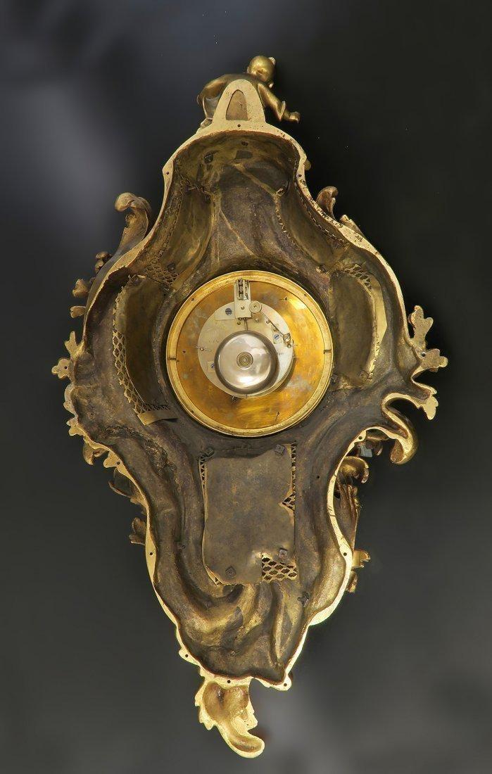 V. Fine 19th C. Tiffany & Co. Chinoiserie Cartel Clock - 3