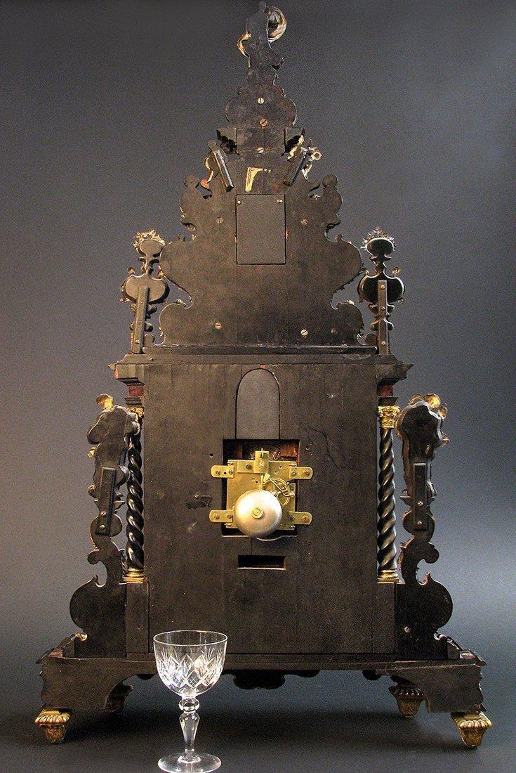 A Palatial German Case, Clock Late 17th C. 39'' tall - 10
